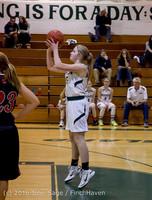 5281 Girls JV Basketball v Coupeville 122215