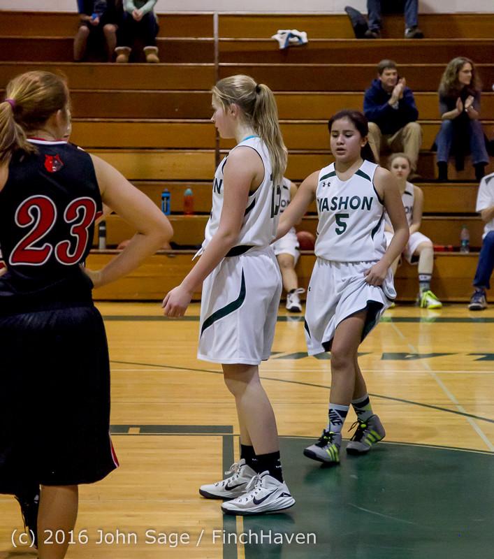 5297 Girls JV Basketball v Coupeville 122215