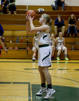 5305 Girls JV Basketball v Coupeville 122215