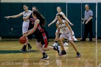 5312 Girls JV Basketball v Coupeville 122215
