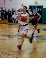 5334 Girls JV Basketball v Coupeville 122215