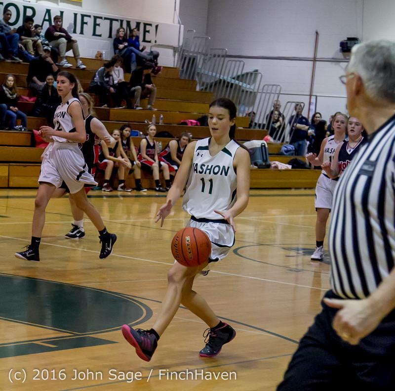5338 Girls JV Basketball v Coupeville 122215