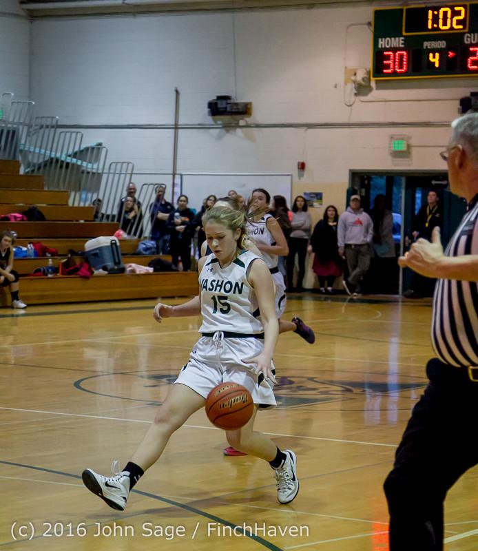 5349 Girls JV Basketball v Coupeville 122215