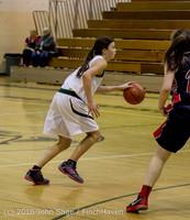 5363 Girls JV Basketball v Coupeville 122215