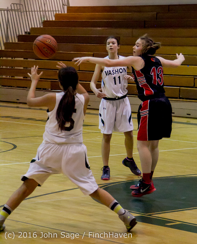 5365 Girls JV Basketball v Coupeville 122215