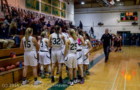 5429 Girls JV Basketball v Coupeville 122215