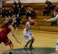 1540 Girls JV Basketball v Mountlake-Terrace 120215
