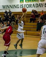 1542 Girls JV Basketball v Mountlake-Terrace 120215