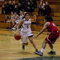 1556 Girls JV Basketball v Mountlake-Terrace 120215