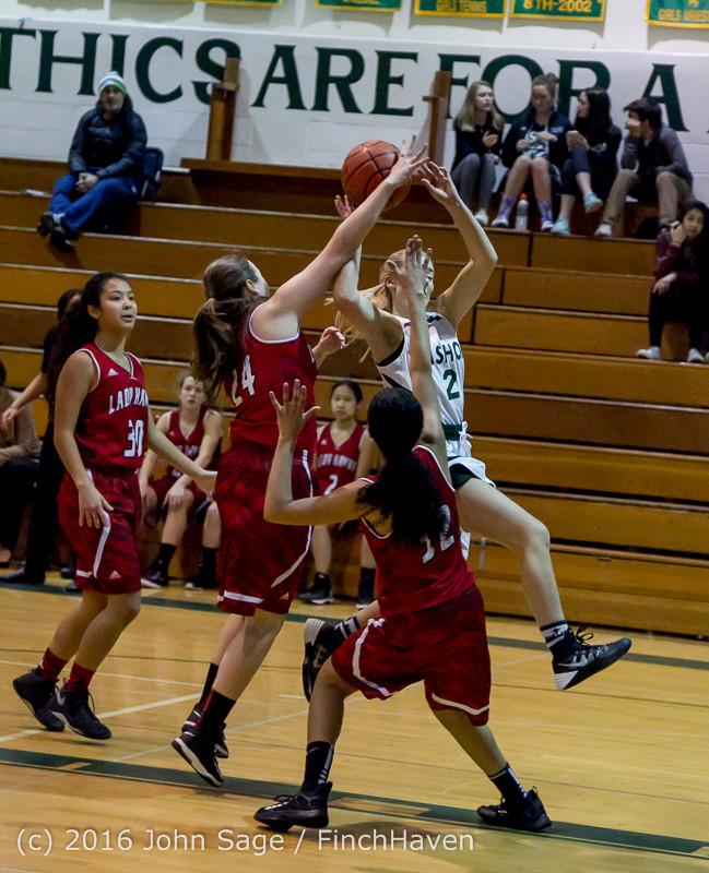 1580 Girls JV Basketball v Mountlake-Terrace 120215