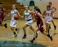 1628 Girls JV Basketball v Mountlake-Terrace 120215