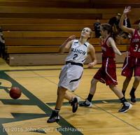 1642 Girls JV Basketball v Mountlake-Terrace 120215