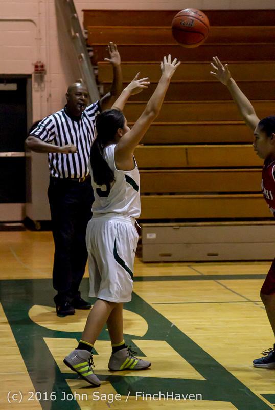 1650 Girls JV Basketball v Mountlake-Terrace 120215