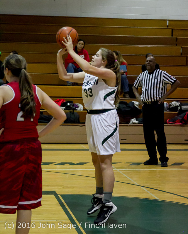 1705 Girls JV Basketball v Mountlake-Terrace 120215