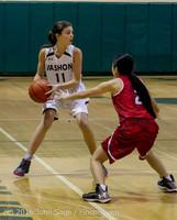 1802 Girls JV Basketball v Mountlake-Terrace 120215