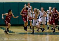 1818 Girls JV Basketball v Mountlake-Terrace 120215