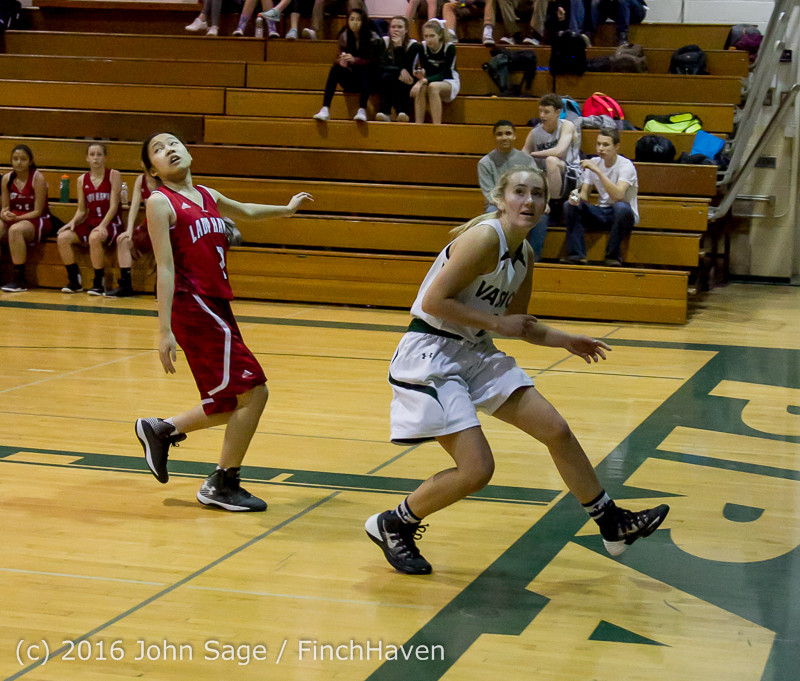 1833 Girls JV Basketball v Mountlake-Terrace 120215
