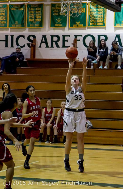 1877 Girls JV Basketball v Mountlake-Terrace 120215