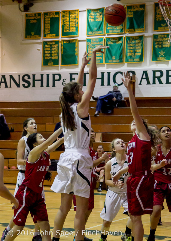 1896 Girls JV Basketball v Mountlake-Terrace 120215
