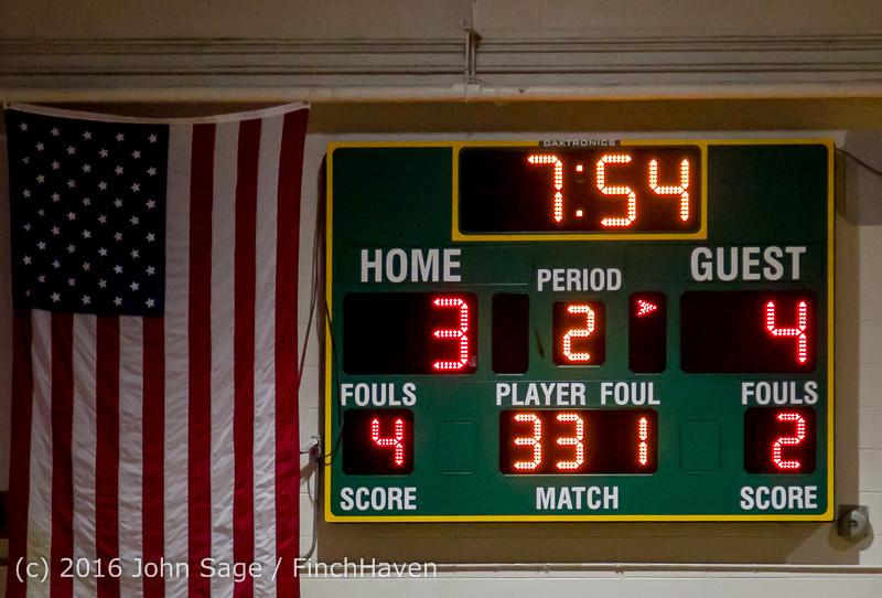 1940 Girls JV Basketball v Mountlake-Terrace 120215