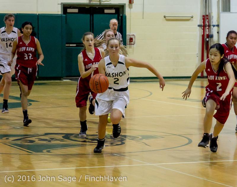 1946 Girls JV Basketball v Mountlake-Terrace 120215