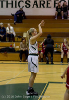 2023 Girls JV Basketball v Mountlake-Terrace 120215