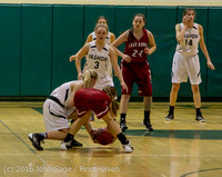 2050 Girls JV Basketball v Mountlake-Terrace 120215