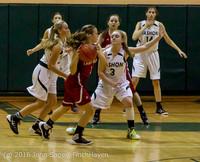 2057 Girls JV Basketball v Mountlake-Terrace 120215