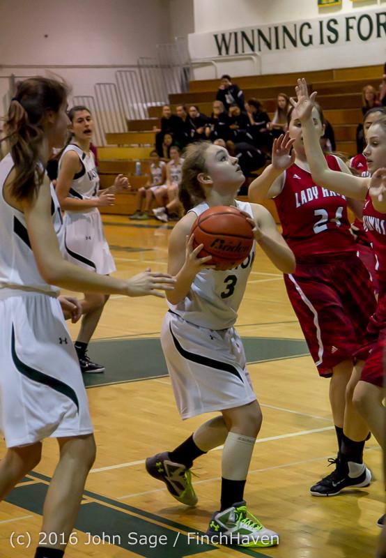 2076 Girls JV Basketball v Mountlake-Terrace 120215