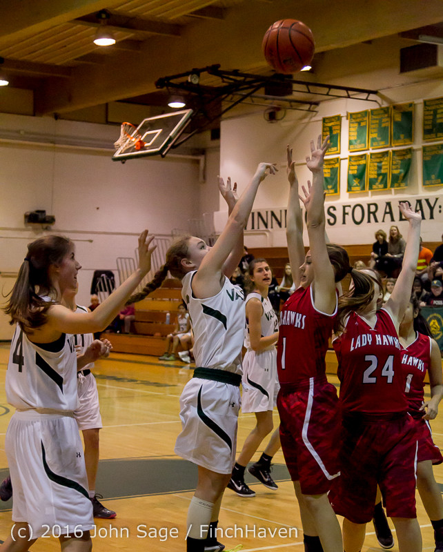 2079 Girls JV Basketball v Mountlake-Terrace 120215