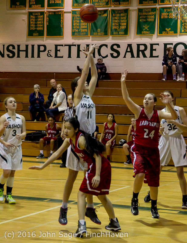 2112 Girls JV Basketball v Mountlake-Terrace 120215