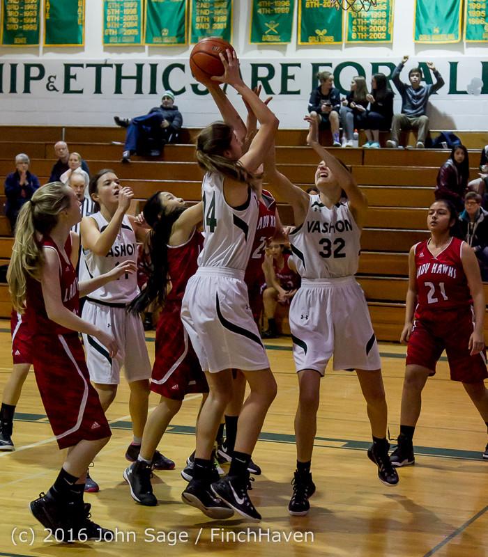 2118 Girls JV Basketball v Mountlake-Terrace 120215