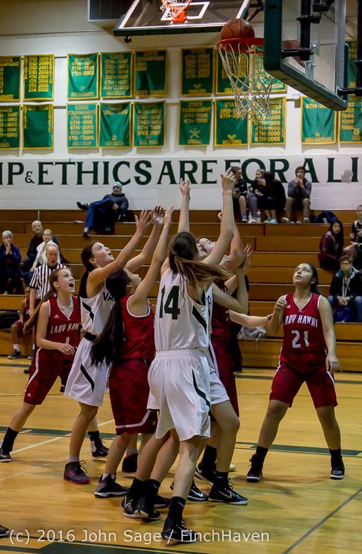 2127 Girls JV Basketball v Mountlake-Terrace 120215