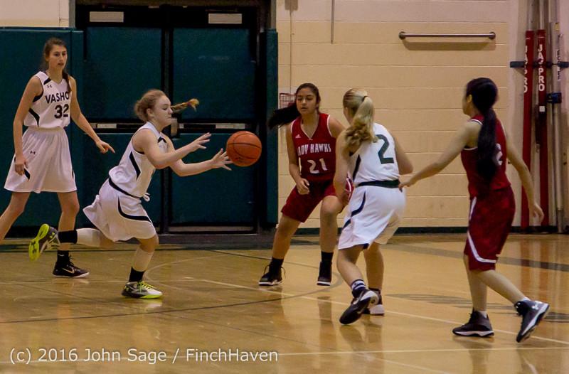 2135 Girls JV Basketball v Mountlake-Terrace 120215