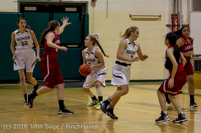 2144 Girls JV Basketball v Mountlake-Terrace 120215