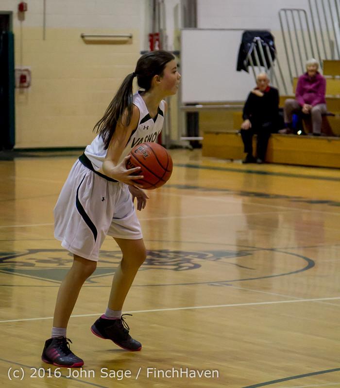 2150 Girls JV Basketball v Mountlake-Terrace 120215
