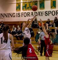 2154 Girls JV Basketball v Mountlake-Terrace 120215