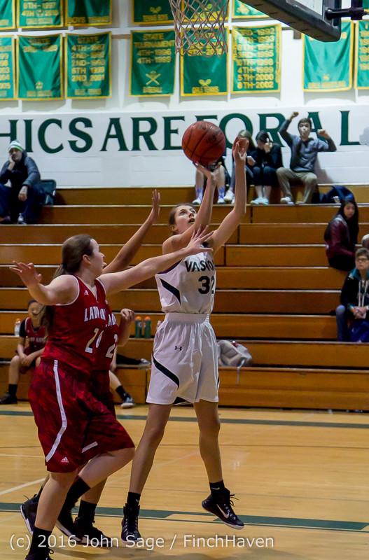 2163 Girls JV Basketball v Mountlake-Terrace 120215