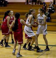 2181 Girls JV Basketball v Mountlake-Terrace 120215