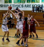 2199 Girls JV Basketball v Mountlake-Terrace 120215