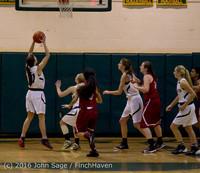 2213 Girls JV Basketball v Mountlake-Terrace 120215