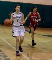 2225 Girls JV Basketball v Mountlake-Terrace 120215