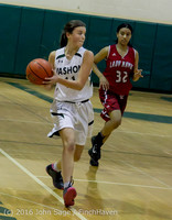 2229 Girls JV Basketball v Mountlake-Terrace 120215