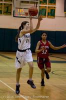 2231 Girls JV Basketball v Mountlake-Terrace 120215