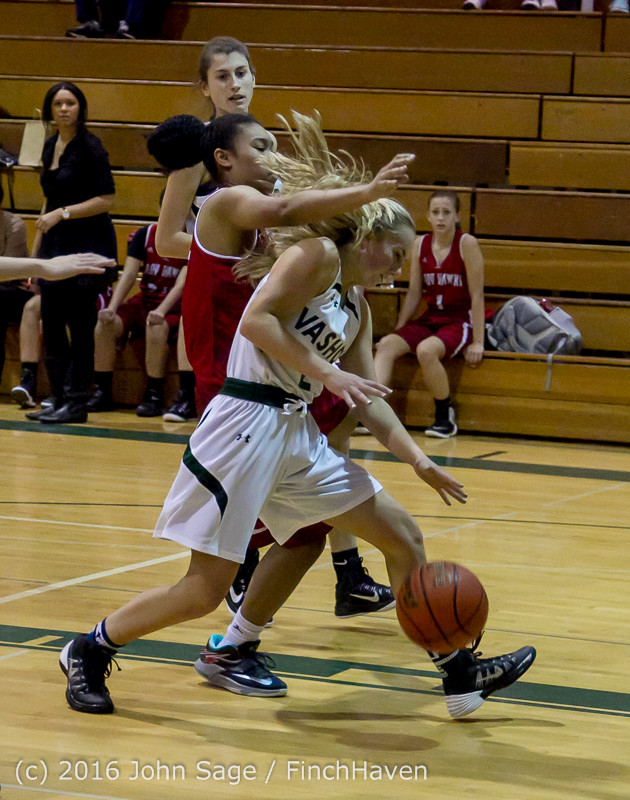 2236 Girls JV Basketball v Mountlake-Terrace 120215