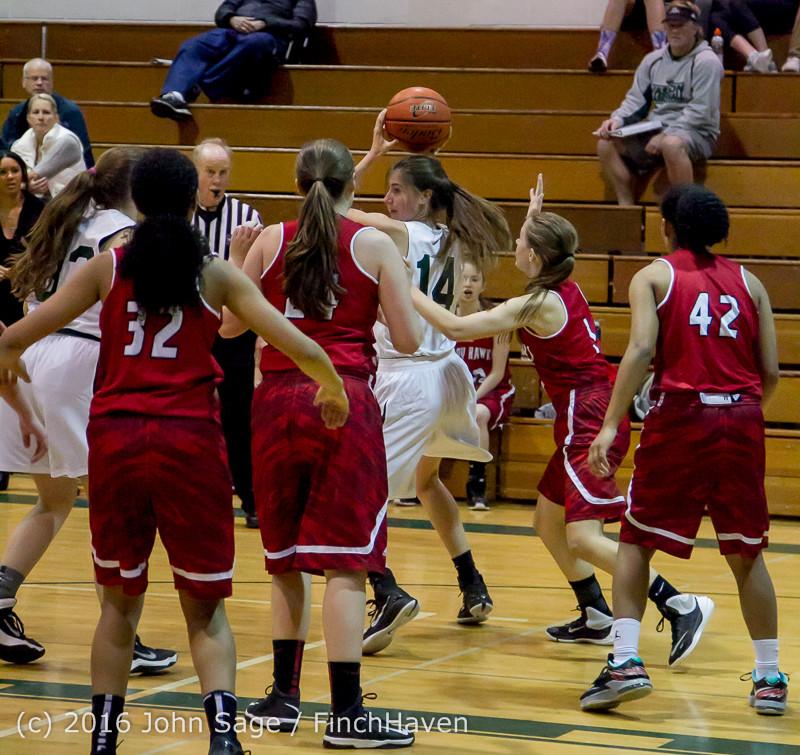 2277 Girls JV Basketball v Mountlake-Terrace 120215