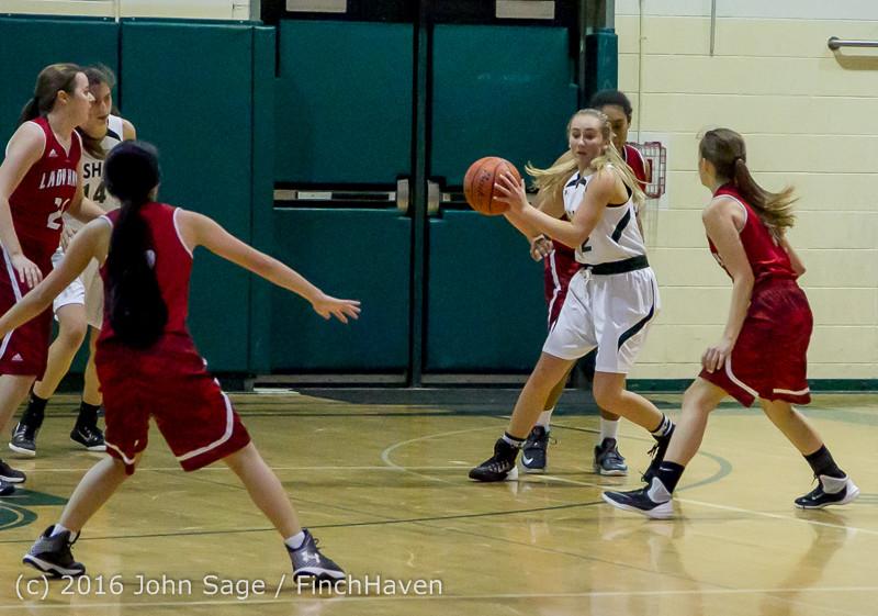 2292 Girls JV Basketball v Mountlake-Terrace 120215
