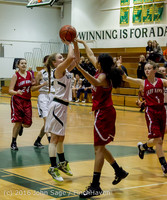 2303 Girls JV Basketball v Mountlake-Terrace 120215
