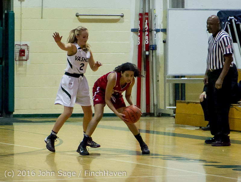 2310 Girls JV Basketball v Mountlake-Terrace 120215