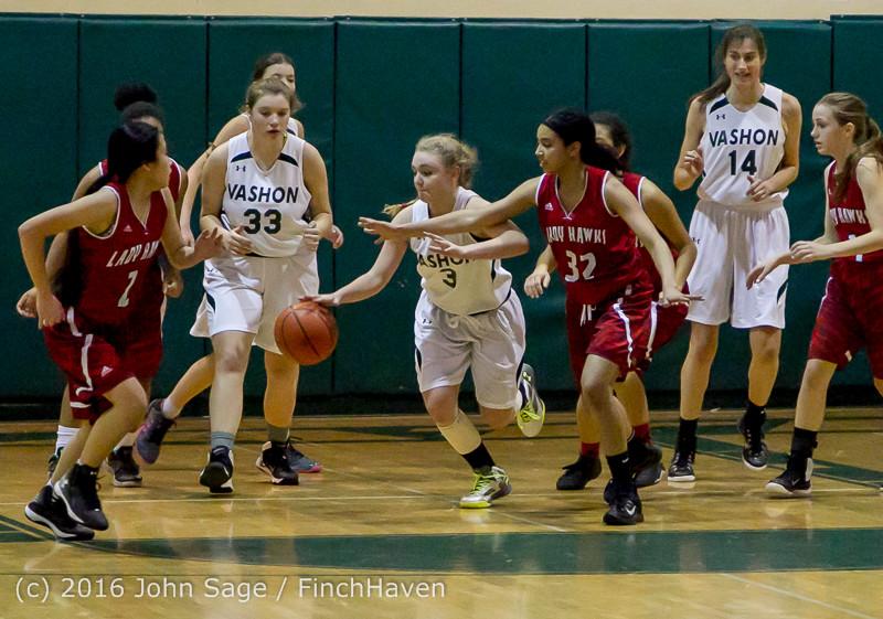 2322 Girls JV Basketball v Mountlake-Terrace 120215